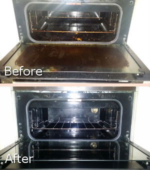 Oven Cleaning
