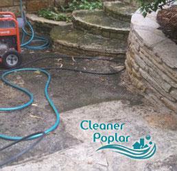 stone-patio-cleaning-poplar